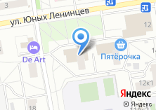 Компания «Курьерская служба мосвитес» на карте