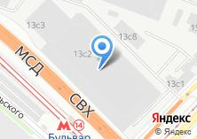 Компания «Мега Трейд оптовая компания» на карте