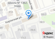Компания «Инрост» на карте