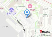 Компания «ПринтЭР.А» на карте