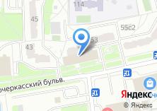 Компания «АРТ-Визаж» на карте