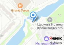 Компания «Часовня Блаженной Матроны Московской» на карте