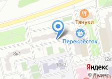 Компания «Братеево-2» на карте