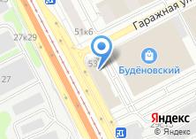 Компания «Огнезащитнаяобработка.рф» на карте
