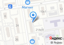 Компания «Манон» на карте