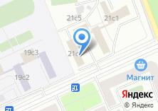 Компания «Реабилитационно-образовательный центр №105» на карте