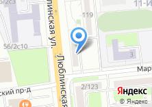 Компания «АВТ» на карте