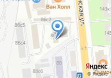 Компания «Русдиет» на карте
