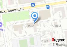 Компания «Волокуша» на карте
