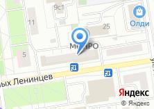 Компания «Фиданочка» на карте
