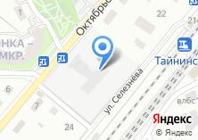 Компания «Строящееся административное здание по ул. Октябрьский проспект (г. Мытищи)» на карте