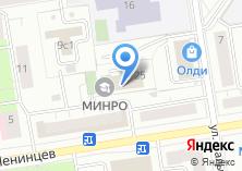 Компания «Альфа сервис групп» на карте