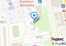 Компания «Студия татуажа Оксаны Тищенко» на карте