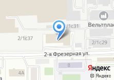 Компания «Лазурь-тек» на карте