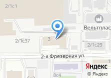 Компания «КВАНЗА торговая компания» на карте