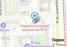 Компания «Дулевский фарфор» на карте