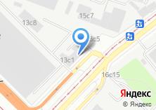 Компания «Макслайн» на карте
