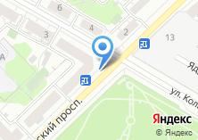 Компания «Хлебо-соло» на карте