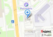 Компания «Планал Авто» на карте