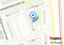 Компания «Аптека на Кирпичной» на карте
