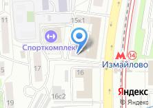 Компания «БЕЙНИТ» на карте