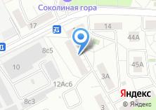 Компания «АВТОРП» на карте