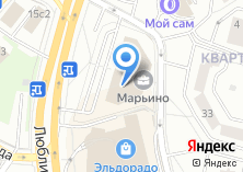 Компания «ЭКО Дом» на карте