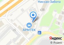 Компания «ВДС» на карте