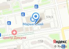 Компания «Магазин женской одежды и нижнего белья» на карте