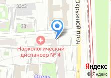 Компания «ТехноСток» на карте