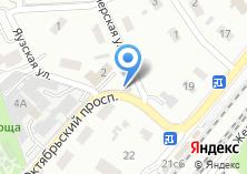 Компания «Лотос-М» на карте
