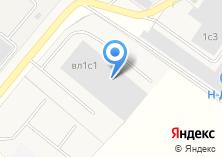 Компания «ВСТ» на карте