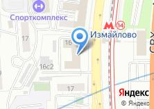 Компания «Досуг в Москве всей семьей» на карте
