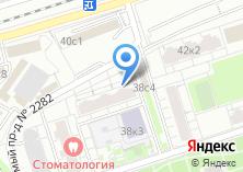 Компания «МоторЭлектро» на карте