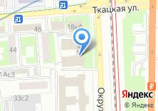 Компания «Дорстройприбор» на карте