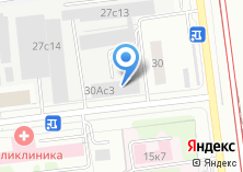 Компания «Энтелит» на карте