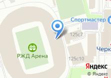 Компания «МО-авто» на карте