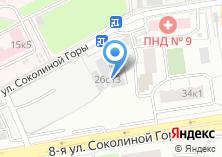 Компания «ВЕСТА торговый дом» на карте