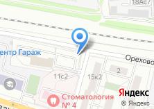 Компания «Шиномонтажная мастерская на Орехово-Зуевском проезде» на карте