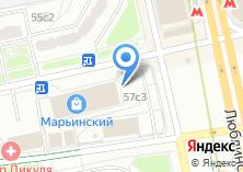 Компания «Магазин купальников и женского белья» на карте