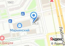 Компания «Магазин чая» на карте