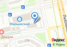 Компания «Стильный город» на карте
