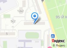 Компания «Каскад-2» на карте
