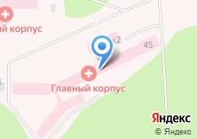 Компания «Клиническая больница при Управлении делами Президента РФ» на карте