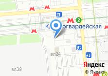 Компания «ГОРОД КРАСОТЫ» на карте
