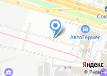 Компания «МетСтрой» на карте