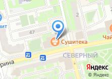 Компания «Строящийся жилой дом по ул. Гагарина (г. Домодедово)» на карте
