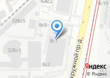 Компания «Трионикс-М» на карте