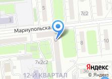 Компания «СтальСпецЦентр» на карте