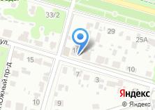 Компания «Мясные штучки» на карте